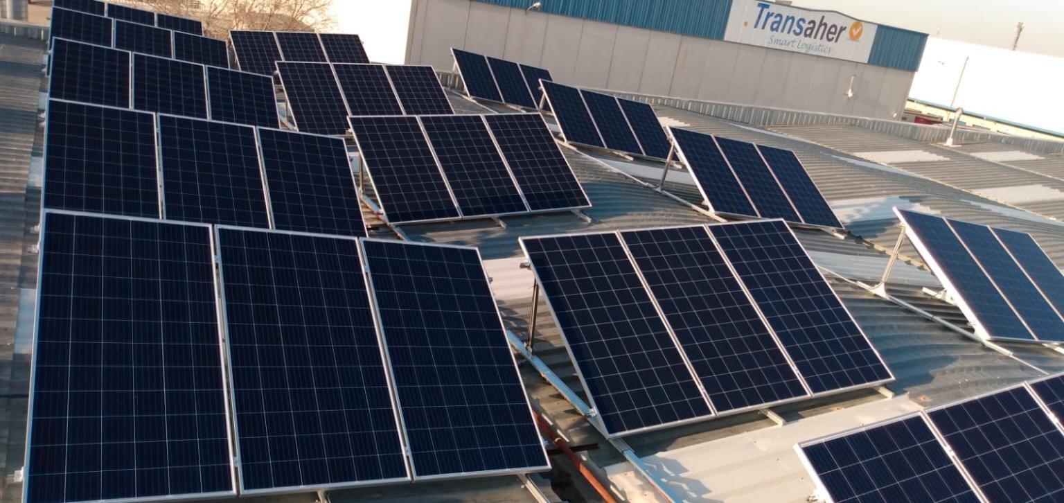 La instalación fotovoltaica de Linkener en Alcalá de Henares