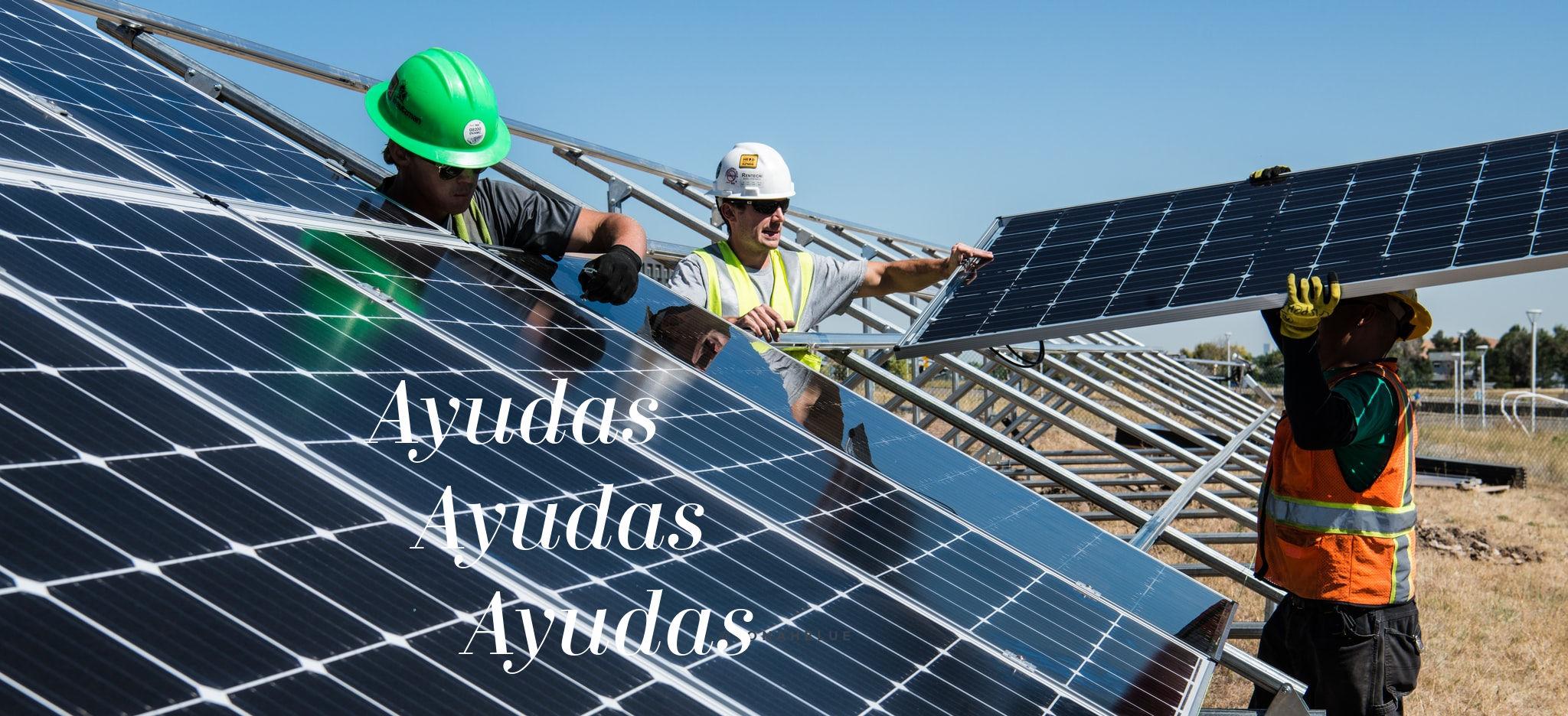 Ayudas para fotovoltaica: 1.320 millones de euros para autoconsumo